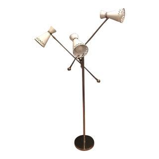 Jonathan Adler for Robert Abbey Havana Adjustable 3 Arm Floor Lamp For Sale