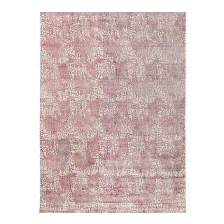 Pasargad Toupe Modern Rug - 8' X 10' For Sale