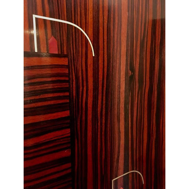 Art Deco 1930s Art Deco De Coene Belgian Cabinet Wardrobe For Sale - Image 3 of 13