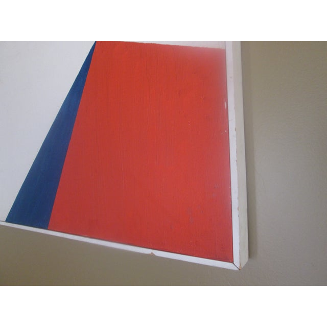 Mid-Century Modern Painting For Sale - Image 4 of 7