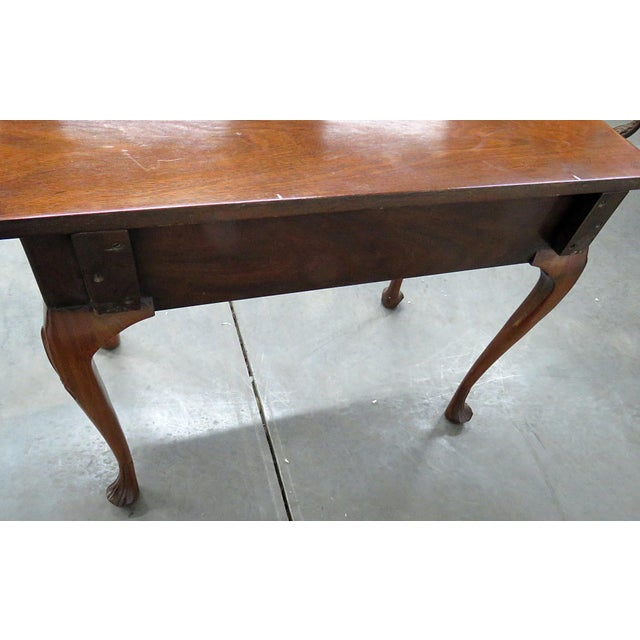 Kittinger Kittinger Queen Anne Style Writing Desk For Sale - Image 4 of 8