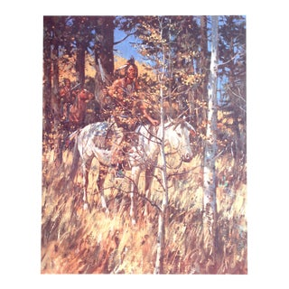 Duane Bryers, Camouflage, Lithograph For Sale