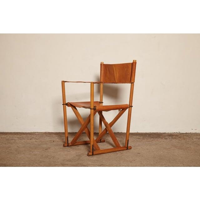 Mogens Koch MK-16 Safari chair for Interna, Denmark, 1960s. Originally designed in 1932 this chair wasn't produced...