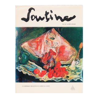 Soutine, The Library of Great Painters Coffee Table Book