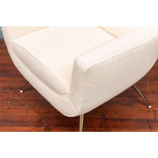 Henry Glass Mid-Century Modern Lounge Chair by Henry Glass For Sale - Image 4 of 9