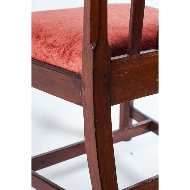 1790 Federal Mahogany Side Chair For Sale In New York - Image 6 of 10