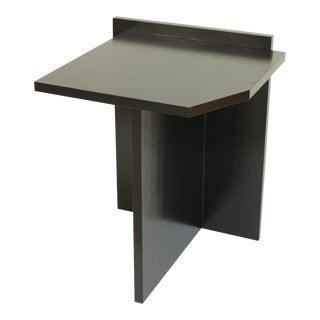 Contemporary Sculptural Side Table For Sale