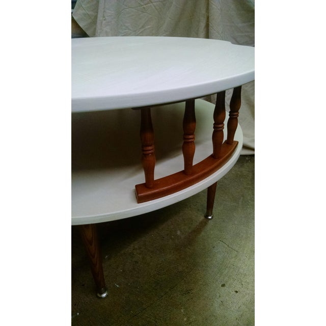 Mid Century Modern Ethan Allen Coffee Table For Sale - Image 5 of 7