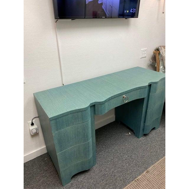 Contemporary Bungalow 5 Bouquet Desk For Sale - Image 3 of 11