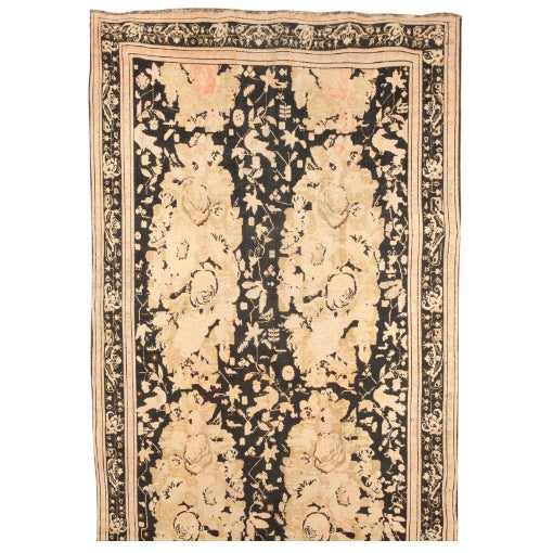 Antique 19th Century Caucasian Karabagh Gallery Carpet - Image 1 of 1