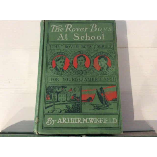 Early 1900s Books: The Rover Boys' Series for Young Americans - Set of 3 - Image 4 of 10