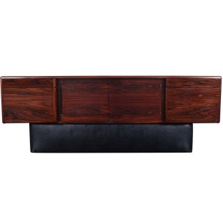Danish Modern Rosewood Credenza For Sale