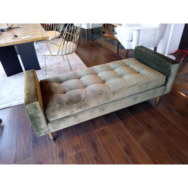 Jaxon Home Fontaine Tufted Day Bed For Sale - Image 4 of 6