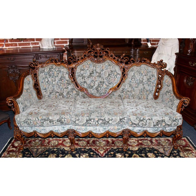 Rococo Parlor Suite - Set of 3 - Image 2 of 6
