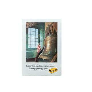 Liberty Bell, Philadelphia, Kodak Print For Sale