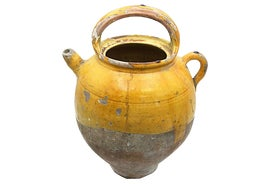 Image of Terra Cotta Bottles and Jars and Jugs