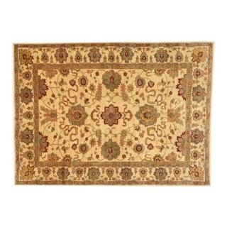 "1990s Leon Banilivi Oushak Carpet, 7'8"" X 10'4"" For Sale"