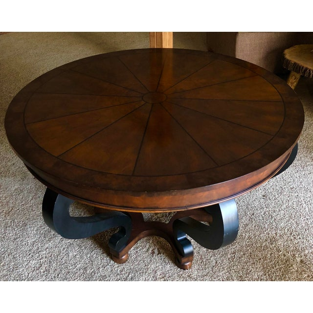 Early 21st Century Henredon Dining Table For Sale - Image 5 of 5