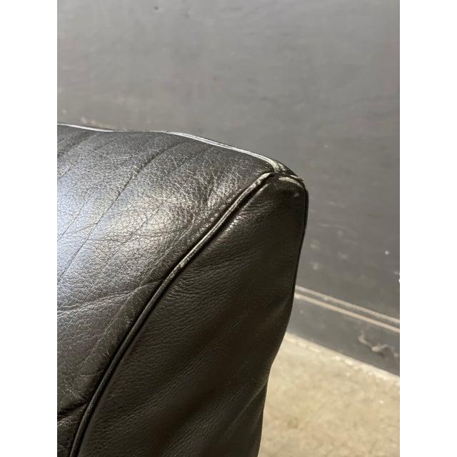 De Sede Leather Sofa For Sale - Image 10 of 12