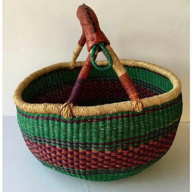 African Market Basket - Image 2 of 4