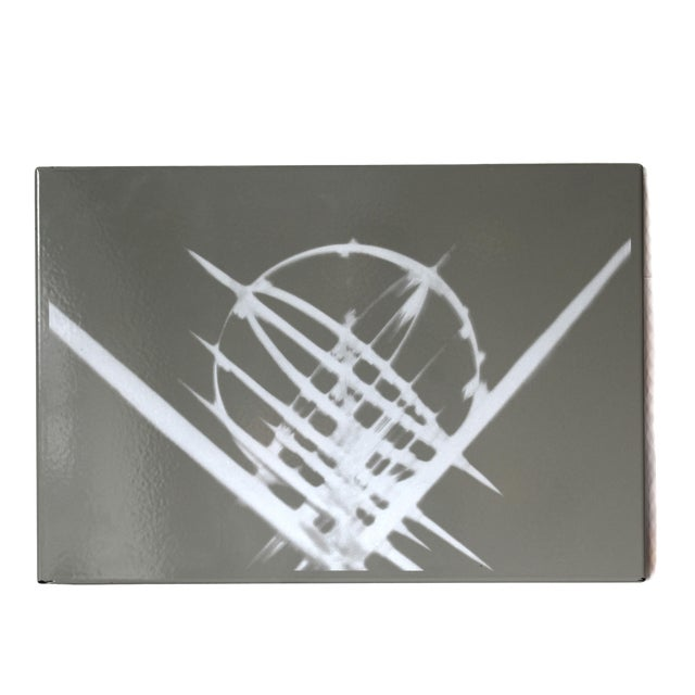 1993 Curtis Anderson Metal Abstract Digital Print For Sale