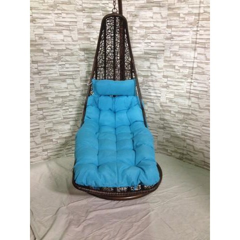 Rattan Swing Chair/Bed - Image 3 of 7