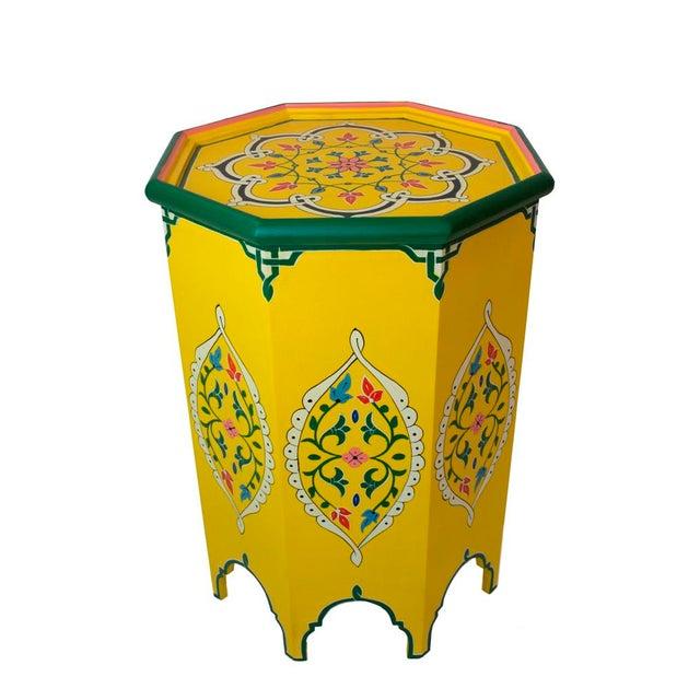 Safi Artisan Side Table - Image 2 of 3