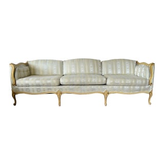 Mangurians Vintage French Provincial Sofa For Sale