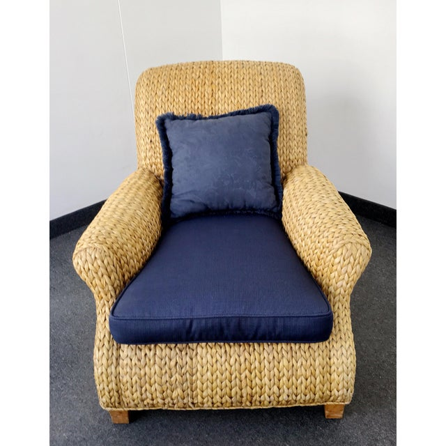 Ralph Lauren Hurley Club Chair For Sale - Image 13 of 13