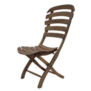Sarreid Ltd Patio Dining Chair For Sale