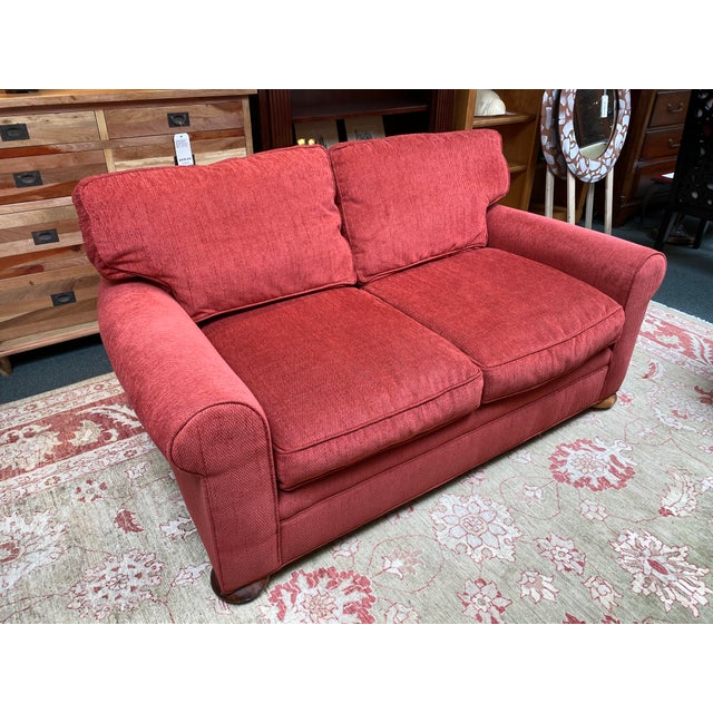 Lee Industries Lee Industries Apartment Sofa For Sale - Image 4 of 10