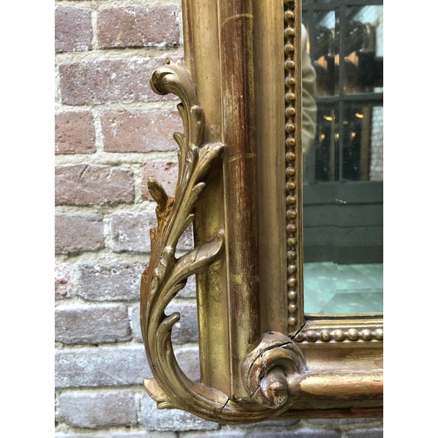 19th Century Mirror For Sale - Image 11 of 13