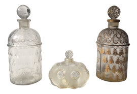 Image of Art Deco Bottles and Jars and Jugs