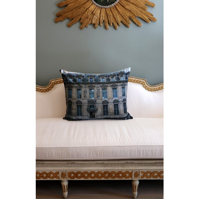 Hotel De Sully Photo Pillow For Sale - Image 6 of 9