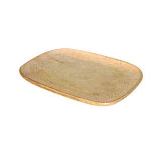 Mary Wright Wooden Serving Plate