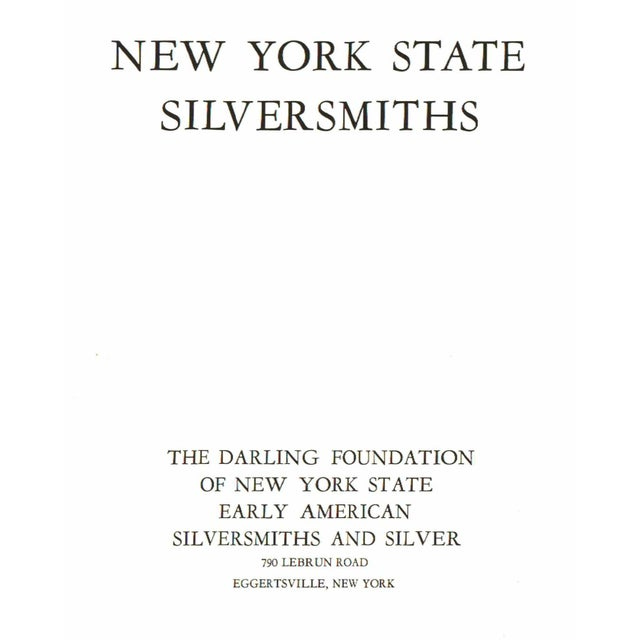 New York State Silversmiths - Image 2 of 3