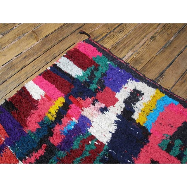 Islamic Azilal Moroccan Berber Rug For Sale - Image 3 of 8