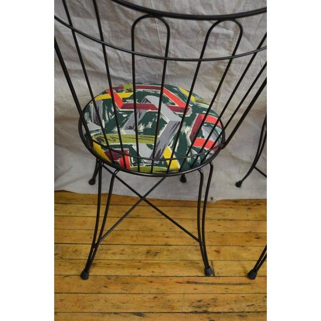 Salterini Vintage Patio Chairs - Set of 3 - Image 5 of 8