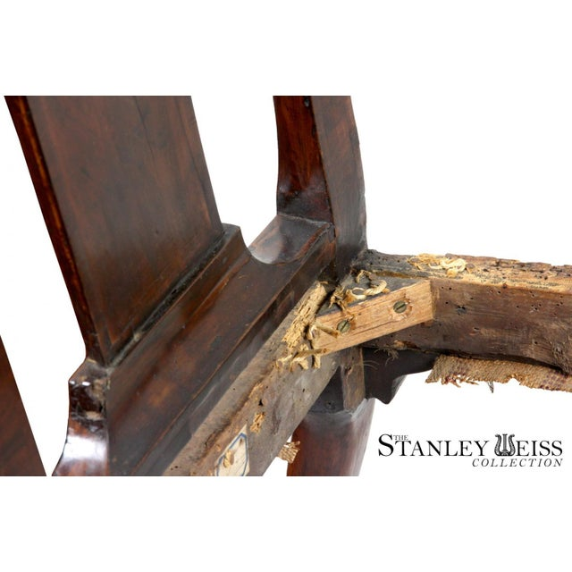 Mahogany Queen Anne Side Chair - Image 10 of 10