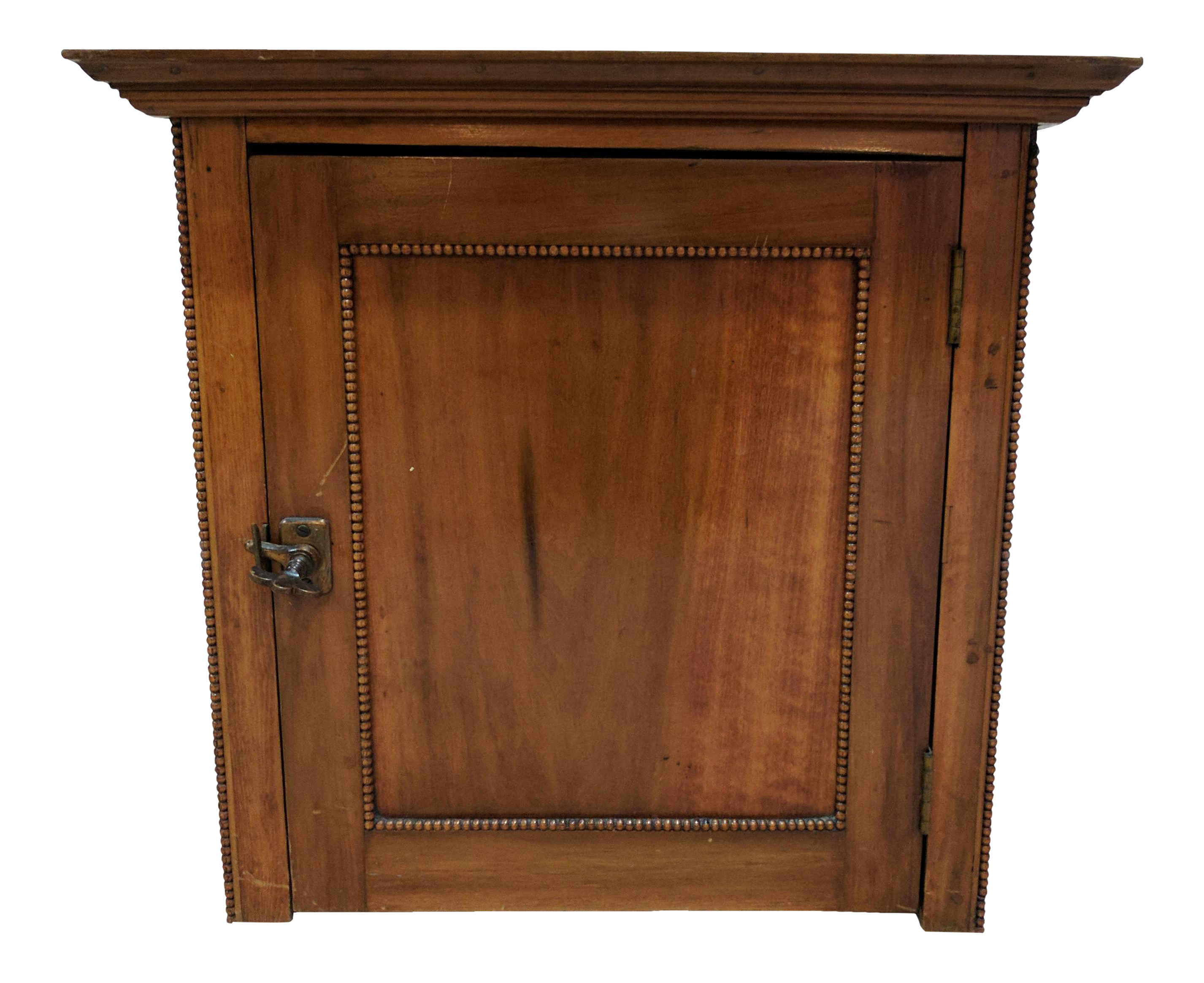 Antique Lift Top Cabinet/Work Box/Commode