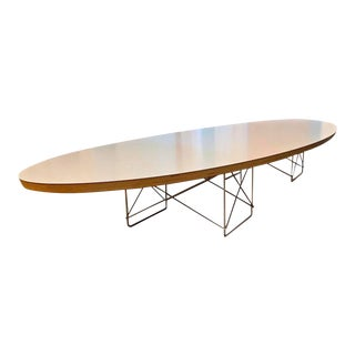 Herman Miller Eames Surfboard Elliptical Coffee Table For Sale