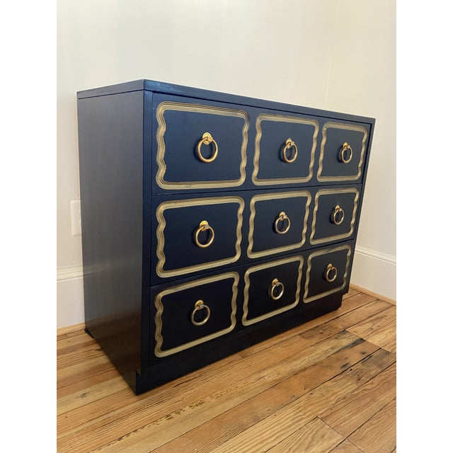 Dorothy Draper Bunching Chest For Sale - Image 4 of 13
