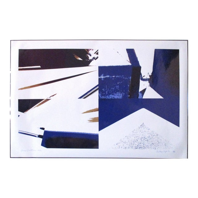 """""""Building Angles 4 Artist's Proof,"""" Abstract Photography - Image 1 of 10"""