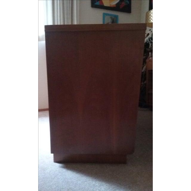Cavalier Mid-Century Modern Dresser W/ Mirror - Image 4 of 10