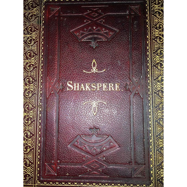 19c Works of Shakespere Imperial Edition by Charles Knight Vol II With Illustrations on Steel For Sale - Image 12 of 13