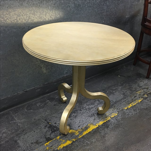 Round Library Table - Image 3 of 7