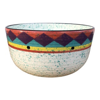 Treasure Craft Paradise Bowl For Sale