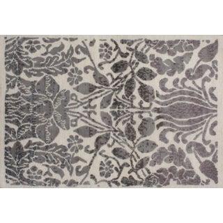 Stark Studio Rugs Contemporary New Oriental Tibetan Silk Rug - 6′ × 9′1″ For Sale