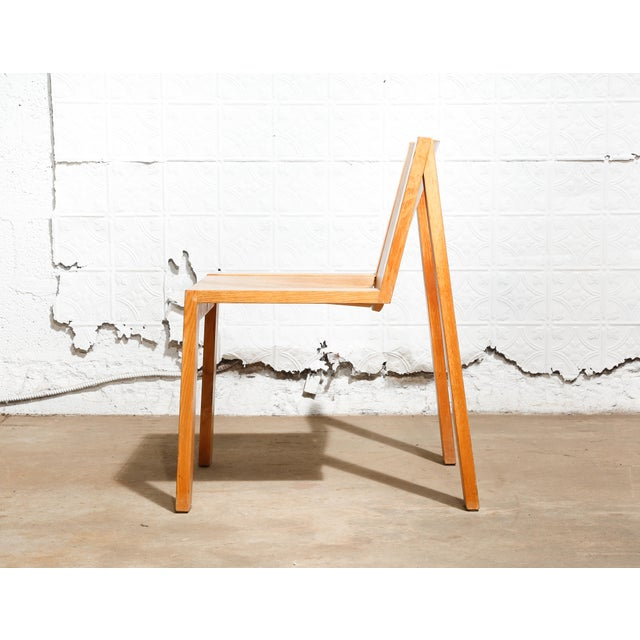 Pastoe Karel Boonzaayer for Pastoe SE15 Chair For Sale - Image 4 of 7