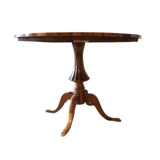 1900s Italian Center Table For Sale